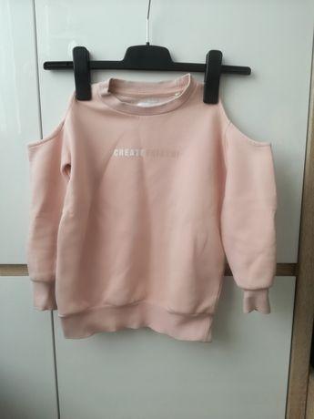 Bluza Reserved roz 116