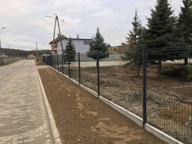 Ogrodzenia Krotoszyn płoty panele ogrodzeniowe 3 D i 2 D bramy furtki