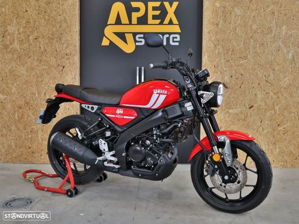 Yamaha XSR 125 ABS