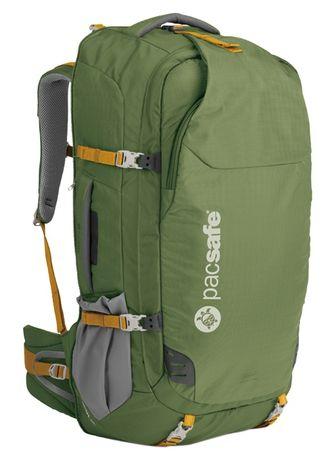 Pacsafe Venturesafe 65 литров титановая сетка рюкзак туризм оригинал