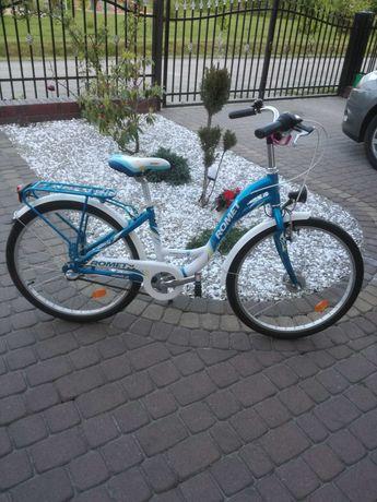 Sprzedam mało używany rower Romet.