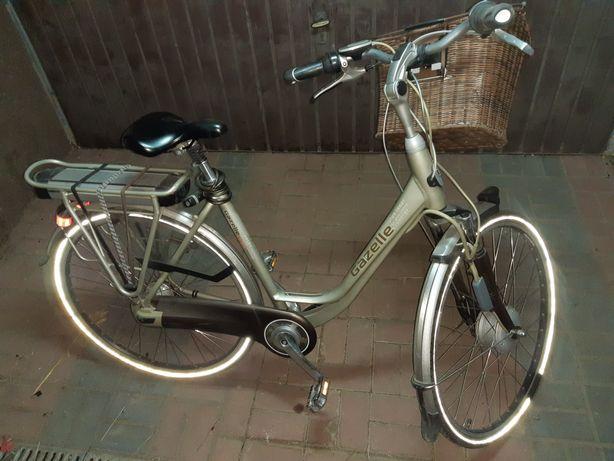 Rower elektryczny gazela