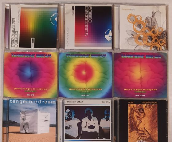 Płyty CD - Tangerine Dream