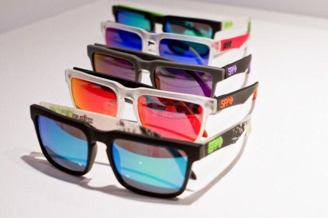 Очки зеркальные SPY+ Helm 43 кен блок спай + ken block окуляри