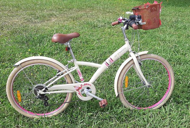 Bicicleta B-TWIN (menina) (24 polegadas)