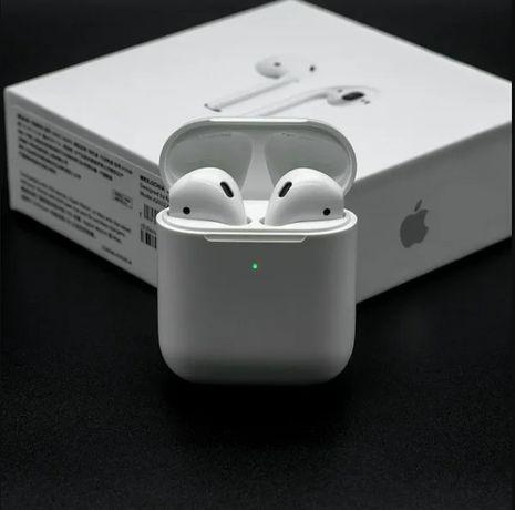 Оригинальнные Apple AirPods 2021 (2 поколения) with Wireless Charging