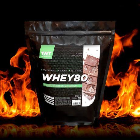 Протеин для роста мышц Muskle Poland, 2 кг