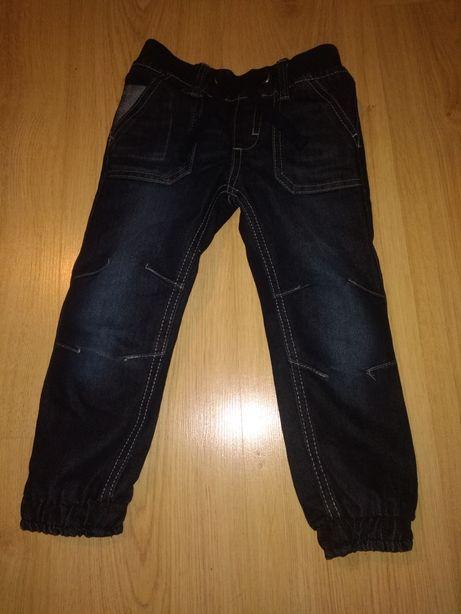 Spodnie dżinsy rozm.104 lupilu