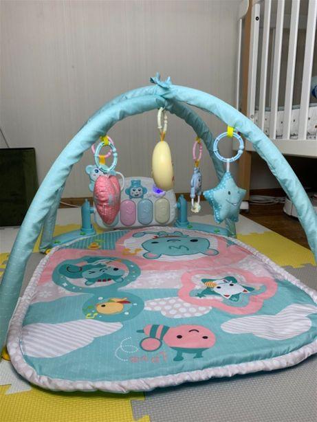Развивающий коврик Bambi Happy Baby