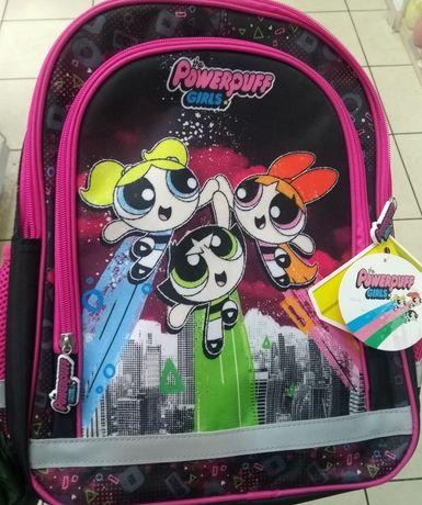 Nowy plecak z metką  dla dziewczynki