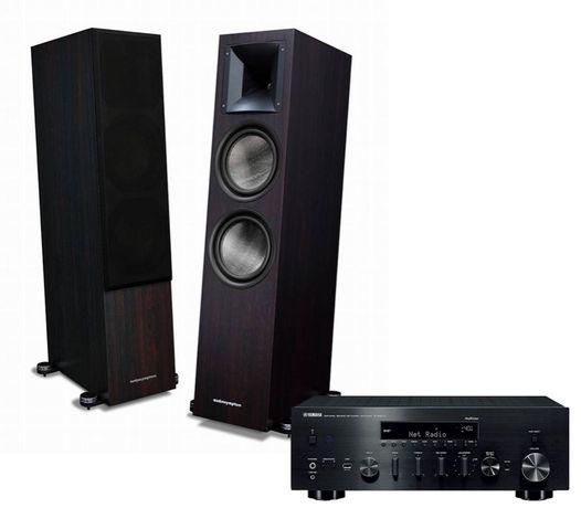 Yamaha R-N803D + Audiosymptom i8 - raty 0% | Q21 Pabianice