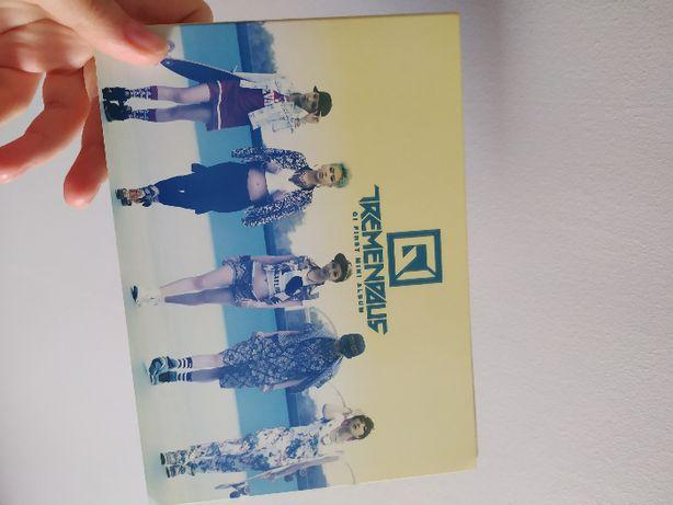 K-pop CD Album Global Icon Tremendous