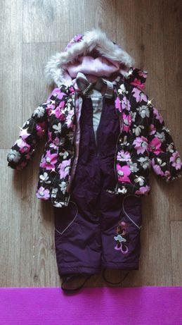 Зимний комплект Lenne куртка комбенизон 104