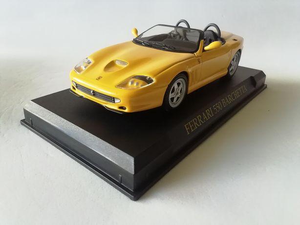 1/43 Ferrari 550 Barchetta - 2000 (Miniatura - Ixo/Altaya)