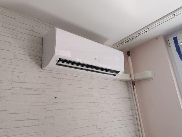 Klimatyzacja 3,5kW WiFi z montażem klimatyzacja CH Gree AUX Midea LG