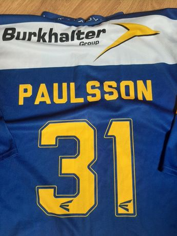 Хоккейная футболка, Паульссон, Швейцария, XL