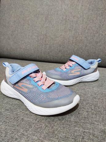 Skechers кроссовки на липучках