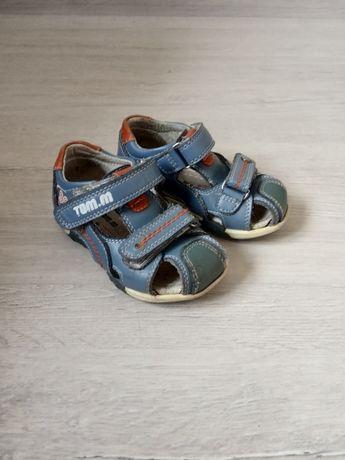 Дитяче шкірян взуття 22 розміру