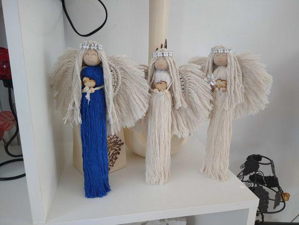 Anioł stojący  wykonuje na zamowienie