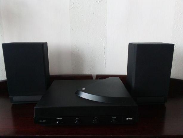 Polski gramofon stereofoniczny GWS 302