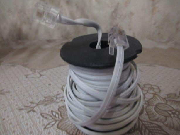 Удлинитель для стационарного телефона 10 метров