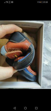 Clarks buty, półbuty r. 17, 10,5 cm pierwsze buty