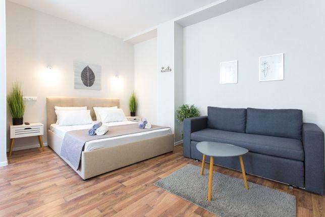 Новая квартира в центре