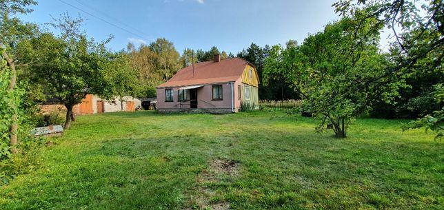 Dom parterowy + działka - Ostrów