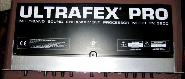 Behringer EX 3200 ULTRAFEX PRO Эксайтер психоакустический процессор