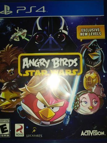 Игра Angry Birds Star Wars [PS4]