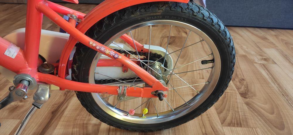Rowerek dziecięcy 16 cali Pieńsk - image 1