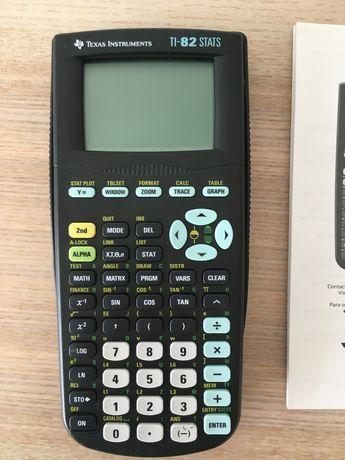Maquina de calcular TI 82 Stats