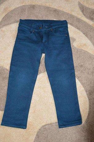Штаны на флисе BMSY на мальчика 4-6 лет