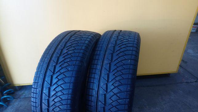 2 Opony używane zimowe 235/55R17 Michelin