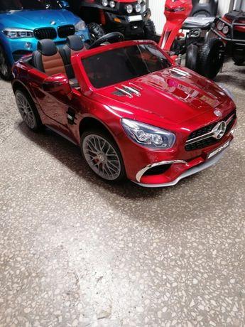 Samochód Mercedes SL 65 na akumulator dla dzieci Odbiór Wysyłka