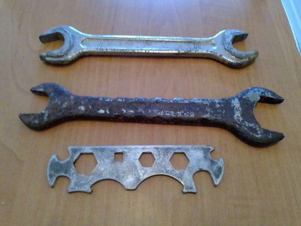 Советский разный инструмент