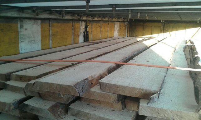 Доска необрезная для мебельных фабрик, 25мм. От производства оптом