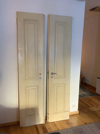 Portas de apartamento pombalino