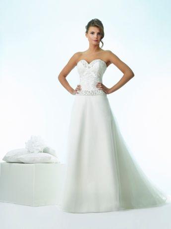 Suknia ślubna firmy Maggio Ramatti