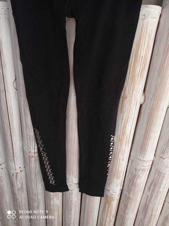 Spodnie legginsy r. S/M.