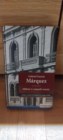 Miłość w czasach zagłady Marquez