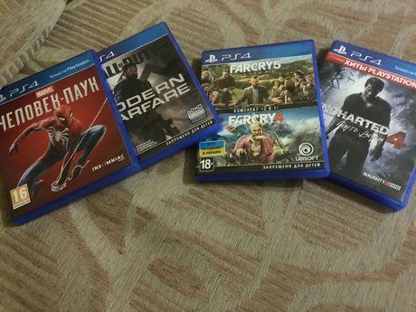 Ігри на PlayStation 4