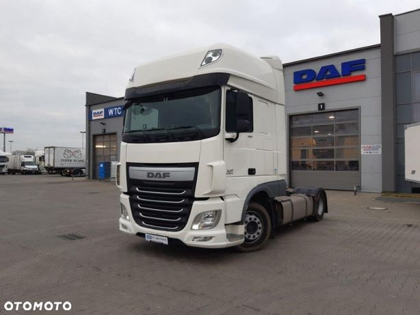 Daf Xf 460 Ft (Stock 21601) Low Deck E6 Ssc