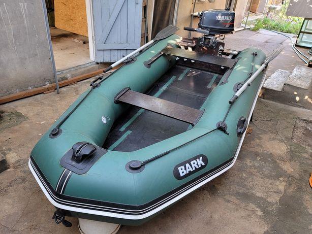 """Лодка """"BARK""""+ мотор"""