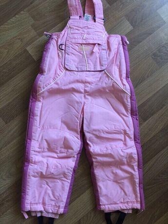 Новый комбинезон штаны на девочку 1-2-3 года Decathlon