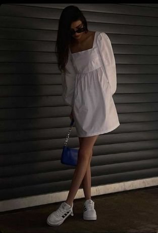 Плаття біле розмір М