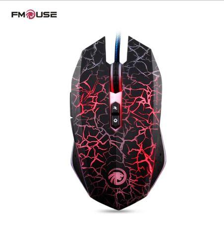 Игровая геймерская мышь FMOUSE X8 X7