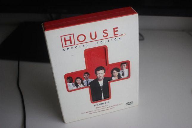 House MD Series 1 e 2
