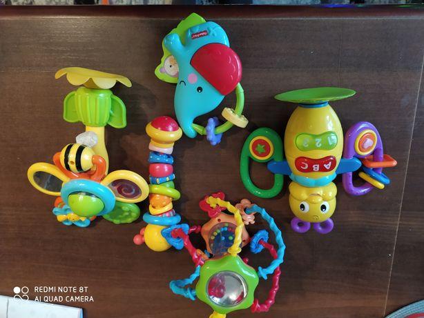 Zabawki dla malucha