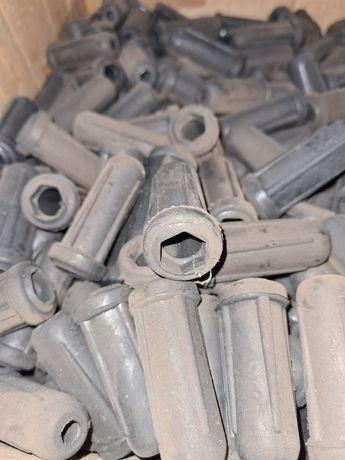 Elementy gumowe gumy osłony wtyku spawalniczego prostownik spawarka